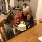 Dave's Birthday!